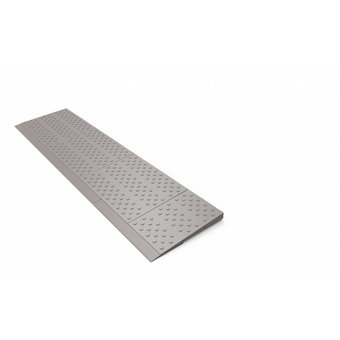SecuCare Threshold aid 1 layer set (84x21x2cm) height 1 to 2 cm - 850 kg - SecuCare