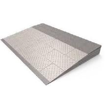 SecuCare Schwellenhilfe 4-lagiges Set (84 x 57 x 8 cm) Höhe 6,5 bis 8 cm - 850 kg - SecuCare