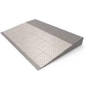 SecuCare Schwellenhilfe 4-Schicht-Set (84 x 57 x 8 cm) Höhe 6,5 bis 8 cm - 850 kg kg SecuCare