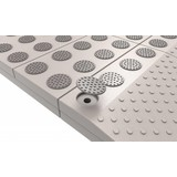 SecuCare Anti-slip caps set for modular threshold assistance from SecuCare