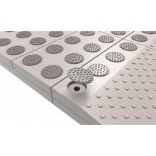 SecuCare Anti-Rutsch-Kappen für modulare Schwelle Hilfe eingestellt SecuCare