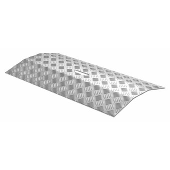 SecuCare Drempelbrug Aluminium Type 2 hoogte verschil van 4 cm - 150 kg - SecuCare