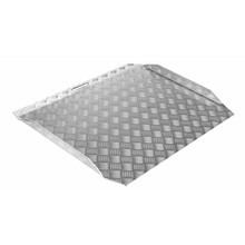 SecuCare Schwellenhilfe Aluminium Heavy Duty Typ 2 Höhe 7 bis 15 cm - 300 kg - SecuCare