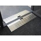 Threshold aid Aluminum inside & outside