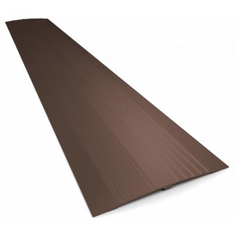 SecuCare Threshold replacement aluminum Bronze 95x14cm SecuCare
