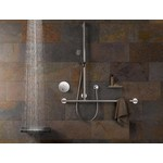 Shower handle - Bath handle - Keuco shower rod