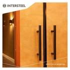 Accessories Sliding door system Matt Black by Intersteel