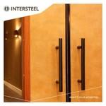 Accessories Sliding door system Mat Black from Intersteel