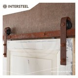 Intersteel Schiebetürsystem Basic Antique von Intersteel