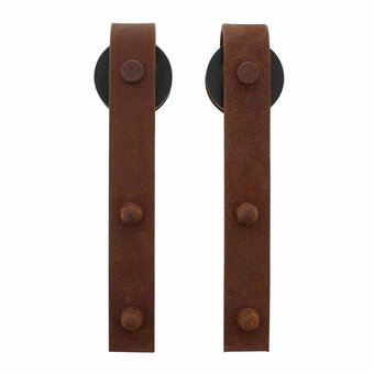 Intersteel 2 suspension rollers right for slider system Basic antique