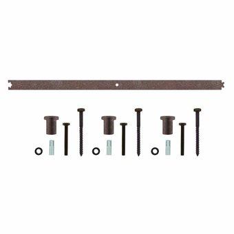 Intersteel Zwischenschiene 90 cm für antikes Rollladensystem - Intersteel