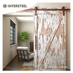 Basic Antiques sliding door system from Intersteel