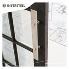 Accessories Sliding door system stainless steel from Intersteel