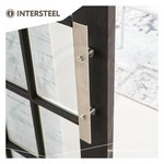 Accessories Sliding door system Stainless steel from Intersteel