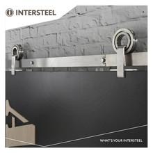 Intersteel Sliding door system Modern Top stainless steel