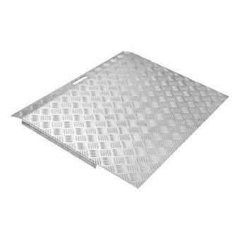 SecuCare Schwellenhilfe Aluminium Typ 3 Höhe 5 bis 15 cm - 150 kg - SecuCare
