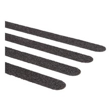 SecuCare Anti-slip black rectangular sticker from SecuCare