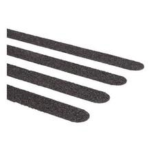 SecuCare Rutschfeste schwarze rechteckige Aufkleber von SecuCare