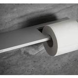 Keuco Toilet paper roll holder with shelf series Edition 400 Keuco