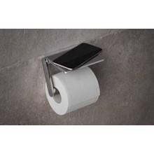 Keuco Toilettenpapierrollenhalter mit Regalserie Plan Keuco