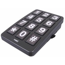 Fysic FX-500 Big Button number selector