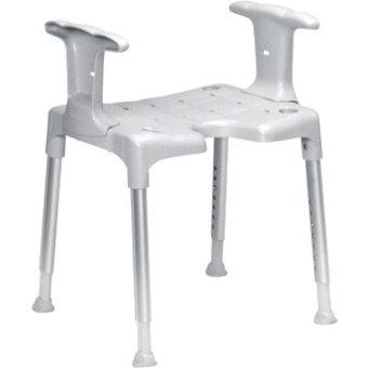 Etac R82 B.V. Swift shower stool with armrests by Etac