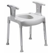 Etac R82 B.V. Swift toiletverhoger vrijstaand van Etac