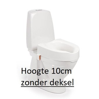 Etac R82 B.V. My-Loo toilet seat 10cm without lid - Etac