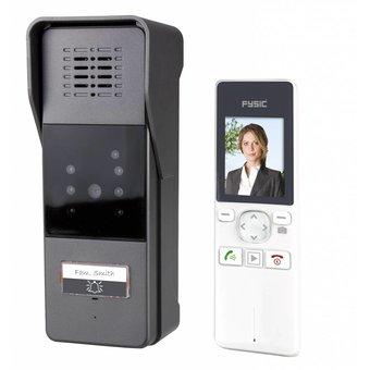 Fysic FDC-200 Wireless Video Doorphone from Fysic