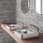 Stainless Steel Washbasin - Stainless Steel Waskom from Delabie