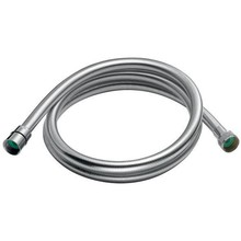 DELABIE SILVER Shower hose 0.85m from Delabie