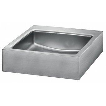DELABIE UNITO Waschschüsselkonstruktion ohne Hahnloch von Delabie