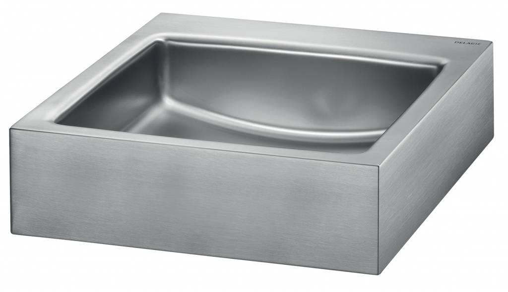 Unito Waschbecken Waschtischaufbau Von Delabie Vitasel Shop