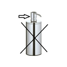 Keuco Lose Pumpe für den Lotionspender Plan Keuco