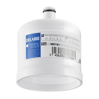 DELABIE Antibacterial Biofil P Pattern non-sterile rain spray for the faucet - DELABIE
