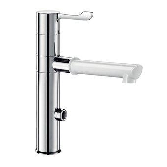 DELABIE TEMPOMATIC MIX BIOCLIP Wasserhahn  für Waschbecken - Spüle - Trog - DELABIE