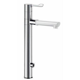 DELABIE TEMPOMATIC MIX BIOCLIP faucet for washbasin - sink - trough - DELABIE