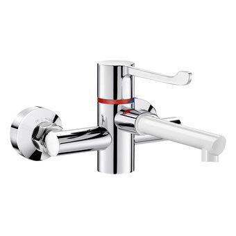 DELABIE SECURITHERM BIOCLIP thermostatic washbasin mixer - DELABIE