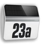 Steinel XSolar LH-N Sensor LED-Leuchte (Edelstahl) - Steinel
