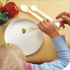 Feed cutlery and dosing cup - Etac