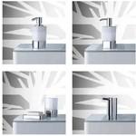 Waschtisch-Accessoires Serie Elegance von Keuco