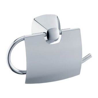 Keuco Toilettenpapierrollenhalter mit Deckel Serie City.2 Keuco (Chrom)