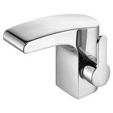 Keuco Single lever mixer tap 90 with pull rod - Elegance Keuco