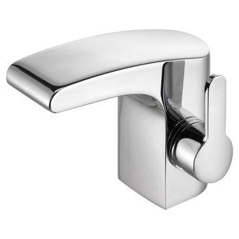 Keuco Single lever basin mixer 90 with pull rod - Elegance Keuco