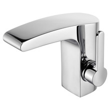 Keuco Single lever mixer tap 120 with pull rod - Elegance Keuco