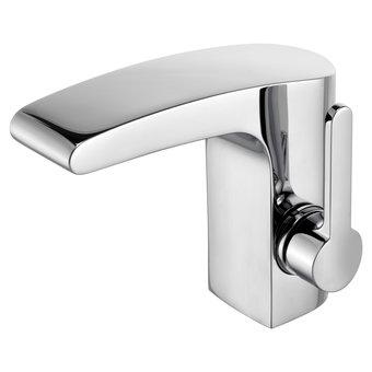 Keuco Single lever basin mixer 120 with pull rod - Elegance Keuco