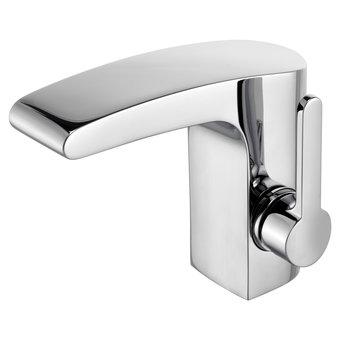Keuco Single lever basin mixer 120 without pull rod - Elegance Keuco