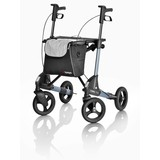 Topro Topro Troja 2G rollator Standard S silver with free back support!