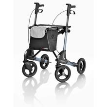 Topro Topro Troja 2G Rollator Standaard M grijs met gratis rugsteun!
