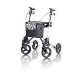 Topro Topro Troja 2G rollator Standard M white with free back support!